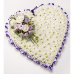 funeral-flowers-Classic-White-Heart