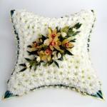 Massed-White-Cushion