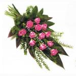 Pink Roses Sheaf