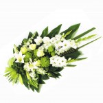 White & Green Sheaf