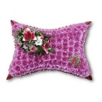 funeral-flowers-Mauve-Pillow1