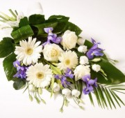 Funeral Flowers Sprays & Sheaves